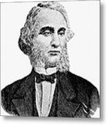 Robert Purvis (1810-1898) Metal Print by Granger