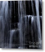 Rock Glen Water Falls Metal Print
