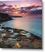 Rock Of Ages Metal Print