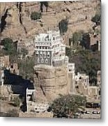 Rock Palace Metal Print