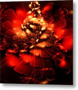 Rock Rose Metal Print