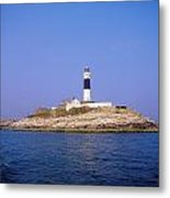 Rockabill, Off Skerries, Co Dublin Metal Print