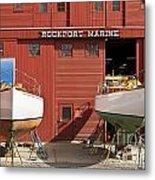 Rockport Marine Metal Print
