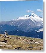 Rocky Mountain High Metal Print