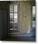 Roe - Graves House Interior - Bannack Ghost Town Metal Print