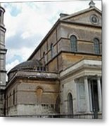 Roman Church Metal Print