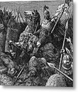 Rome: Belisarius, C537 Metal Print