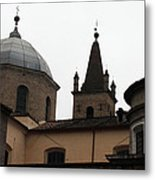 Rome Church Metal Print