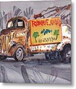 Ronniejohn's Four Metal Print