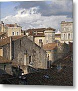 Roof Top View Metal Print
