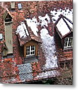 Rooftops Of Berne I Metal Print