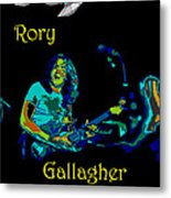 Rory And The Aliens Metal Print