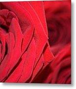 Rose For My Dad Metal Print