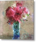 Roses For Mom Metal Print