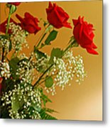 Roses For Suzanne Metal Print