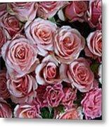 Roses Galore Metal Print