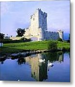 Ross Castle, Lough Leane, Killarney Metal Print by The Irish Image Collection