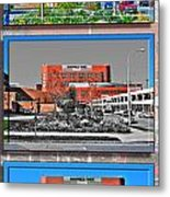 Roswell Park Cancer Institute Metal Print