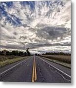 Route 436 Metal Print