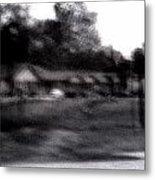 Row Houses- Monroe Louisiana Metal Print
