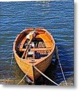 Rowboat Metal Print by Joana Kruse