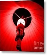 Roxannes Red Light Metal Print
