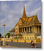 Royal Palace Metal Print