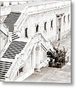 Royal Palace Madrid Metal Print
