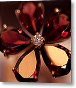 Ruby Ring. Spirit Of Treasure Metal Print