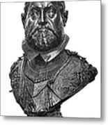 Rudolf II (1552-1612) Metal Print