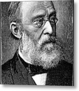 Rudolf Virchow, German Pathologist Metal Print