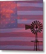 Rural America Metal Print