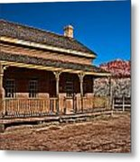 Russell Home Metal Print