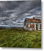 Rust In Peace Metal Print