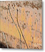 Rustic Landscape Metal Print