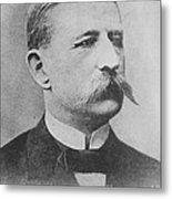 S. A. Andr�e, Swedish Engineer Metal Print by Science Source