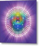 Sacred Geometry 114 Metal Print