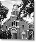 Sacred Heart Church Metal Print