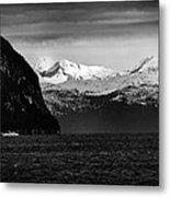 Sailing To Valdez Metal Print