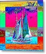 Sailors Delight 2 Metal Print