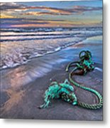 Sailor's Knot Metal Print