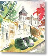 Saint Bertrand De Comminges 04 Metal Print