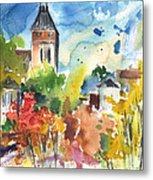 Saint Bertrand De Comminges 05 Metal Print