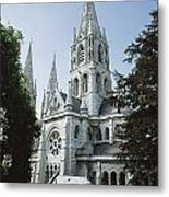 Saint Finbarres Cathedral, Cork City Metal Print