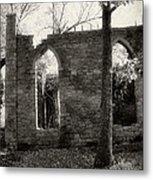 Saint Johns Chapel Eight Metal Print