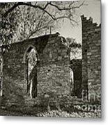 Saint Johns Chapel One Metal Print