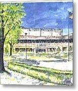 Saint Joseph Catholic High School Metal Print