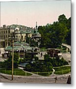 Saint Michael Monastery In Kiev - Ukraine - Ca 1900 Metal Print