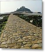 Saint Michael's Mount Metal Print
