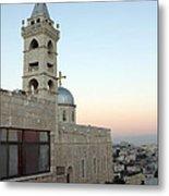 Saint Nicholas Church Beit Jala Metal Print